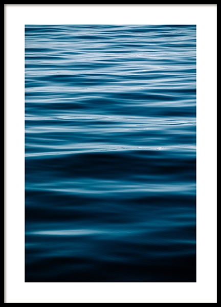 Ocean Dream Poster in the group Prints / Photographs at Desenio AB (co0039)