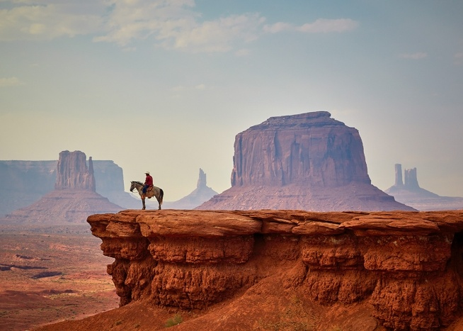 Monument Valley Navajo Poster / Nature prints at Desenio AB (12206)
