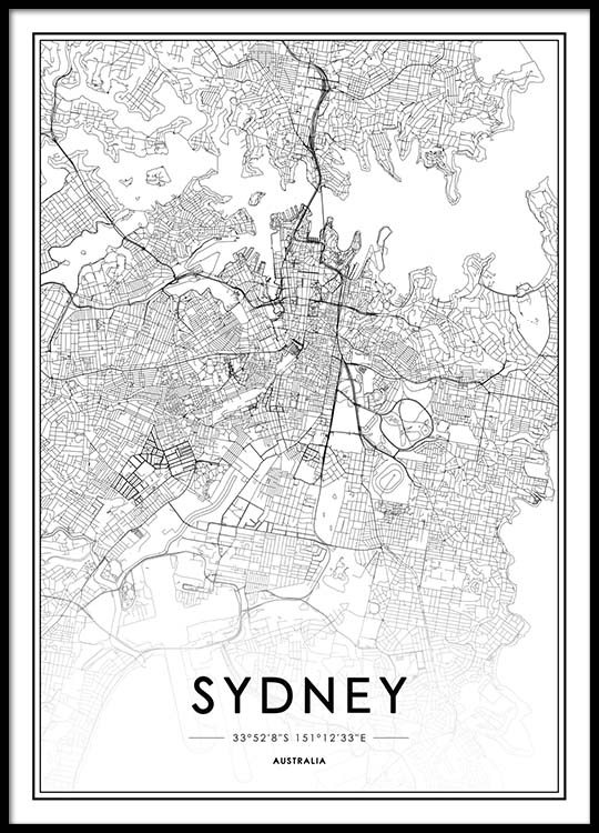 Sydney Poster on posters of maps, posters of language, posters of movies, posters of organizations, posters of nature, posters of animals, posters of cityscapes, posters of culture, posters of travel, posters of destinations, posters of communities, posters of libraries, posters of companies, posters of technology, posters of media, posters of love, posters of women's suffrage, posters of oceans, posters of space, posters of science,