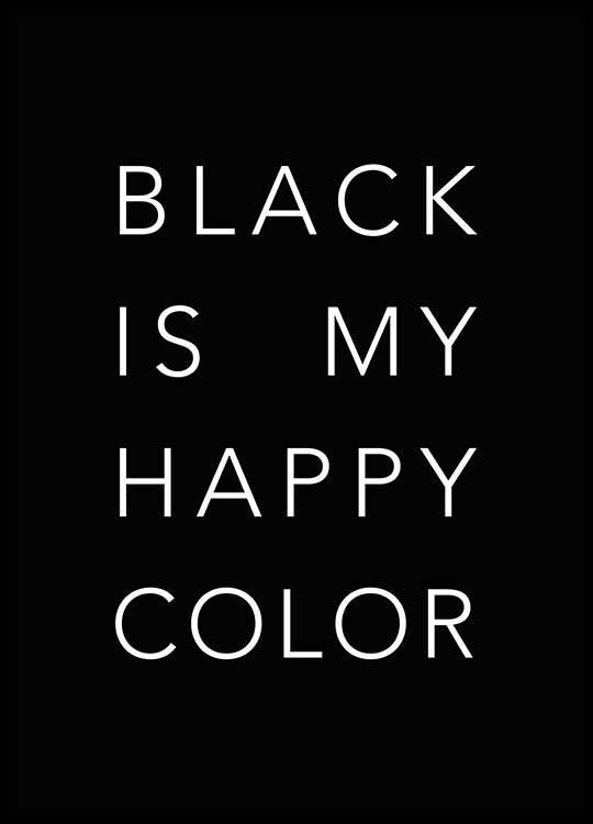 2650411a5d2 Happy Color Poster