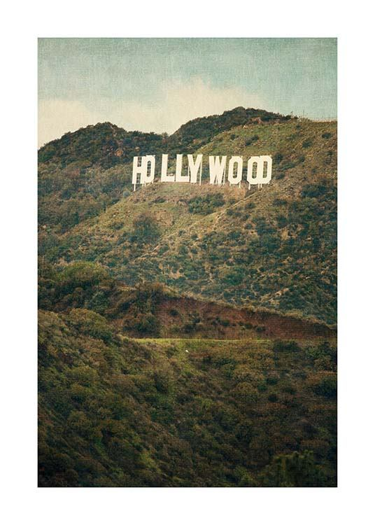Hollywood Poster / Photographs at Desenio AB (3468)