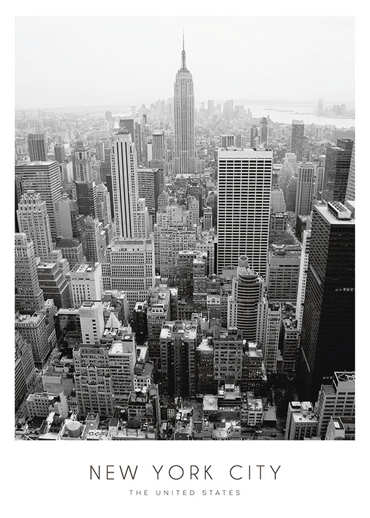 poster of new york prints of photos of cities prints. Black Bedroom Furniture Sets. Home Design Ideas