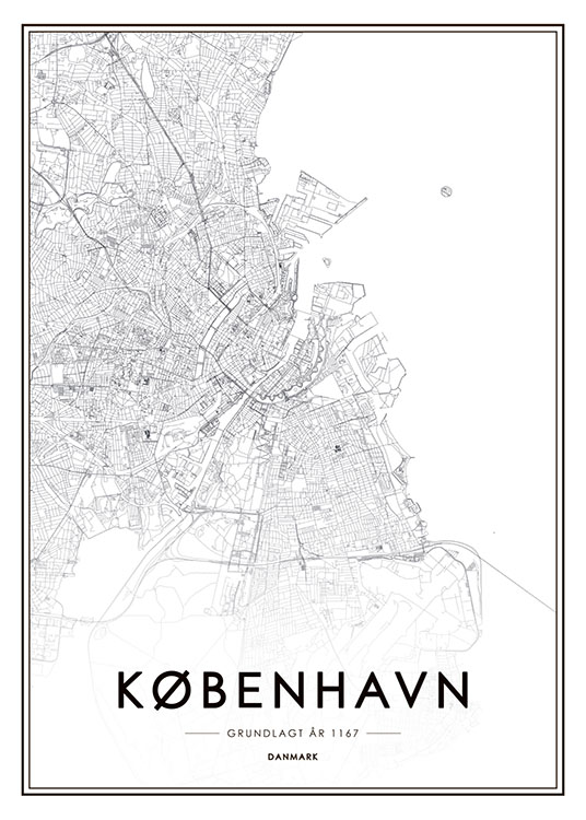 Copenhagen, Poster