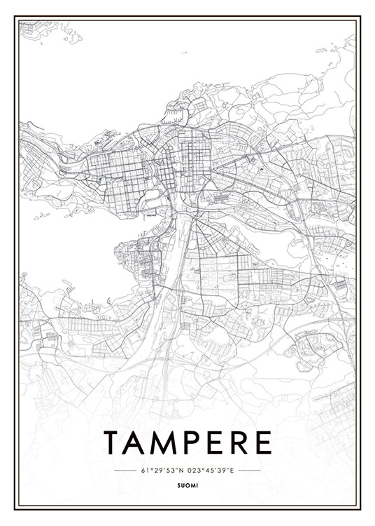Tampere Poster