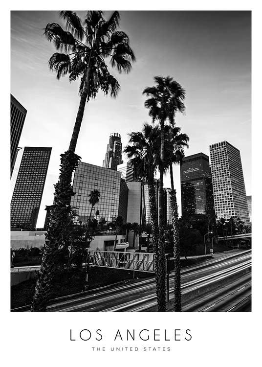 Los Angeles Poster / Photographs at Desenio AB (8916)