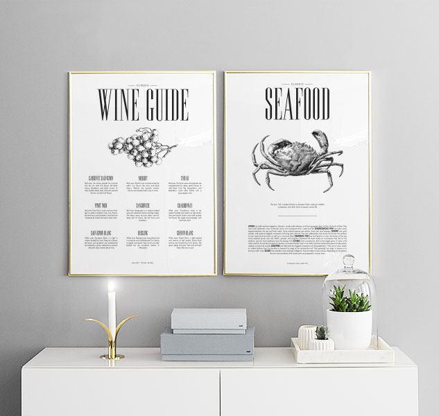 Kitchen Wall Art Desenio.co.uk