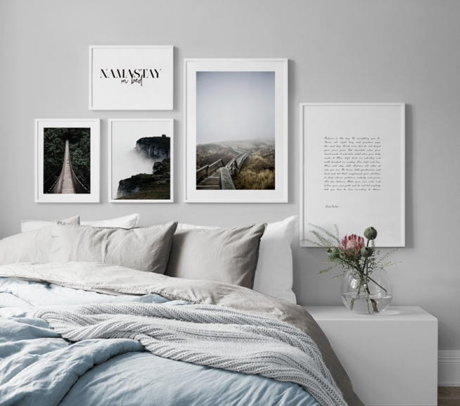 Bedroom Artist: Posters And Art Prints In Picture