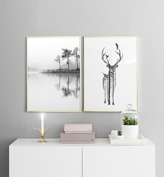Posters With Scandinavian Design Buy Your Poster From