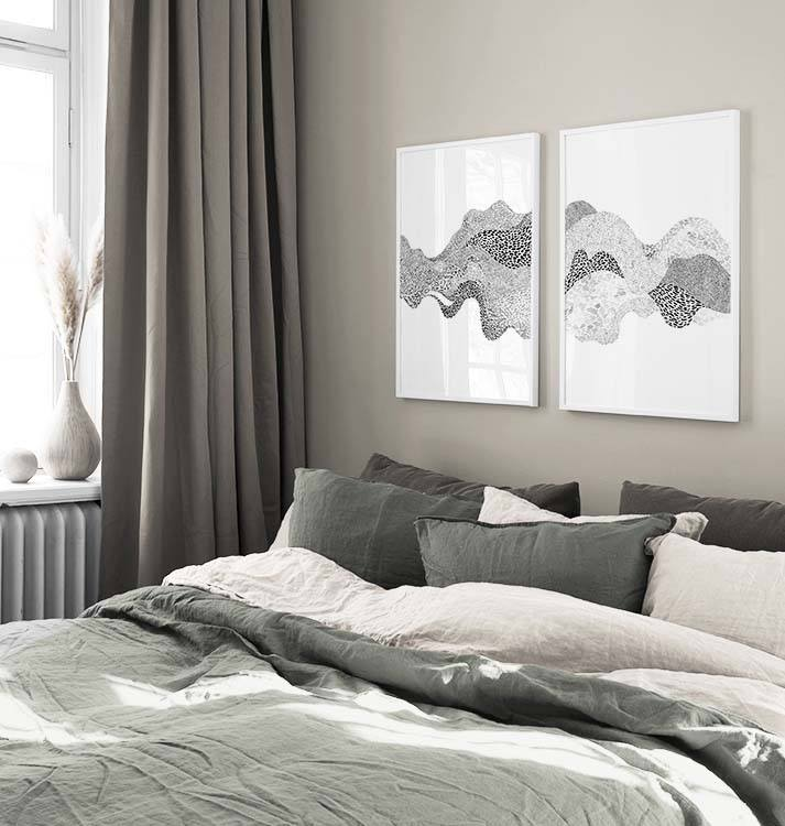 Charmant Bedroom Inspiration | Posters And Art Prints In Picture ...
