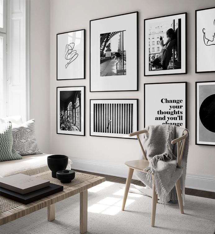 Desenio & Living room ideas | Wall art for living room - Desenio.co.uk
