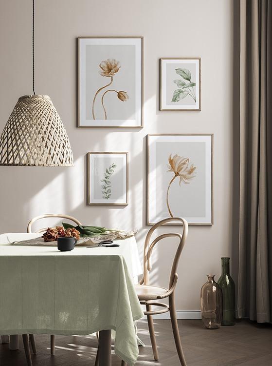 Kitchen decor ideas | Kitchen wall art Desenio.co.uk